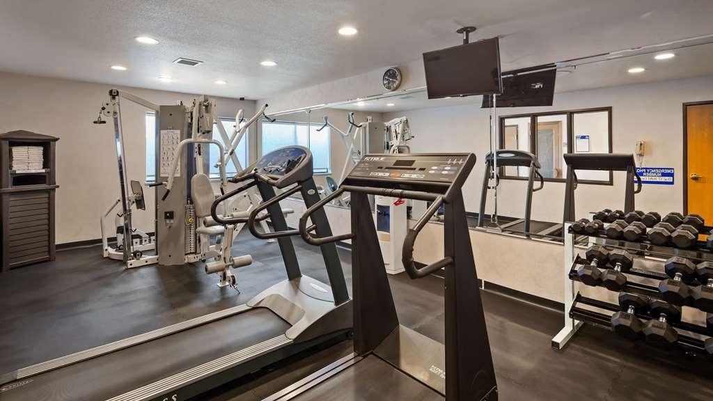 Best Western Socorro Hotel & Suites - Centro benessere