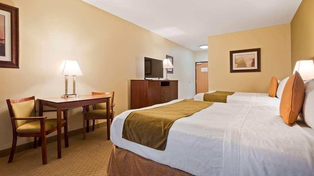 Best Western Plus Montezuma Inn & Suites - Habitaciones/Alojamientos