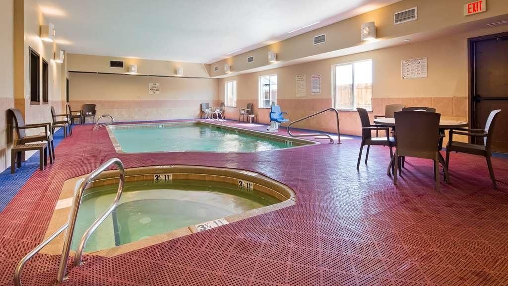 Best Western Plus Montezuma Inn & Suites - Vue de la piscine