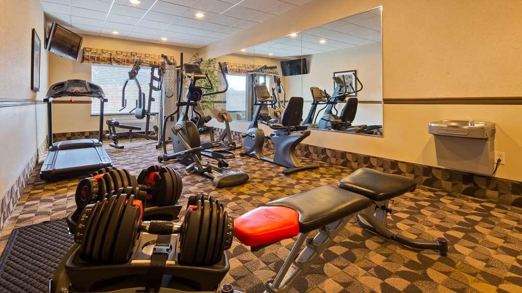 Best Western Plus Montezuma Inn & Suites - Club de salud