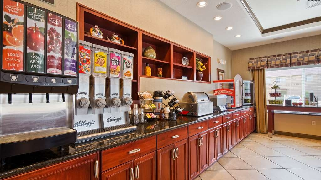Best Western Plus Montezuma Inn & Suites - Restaurant / Etablissement gastronomique