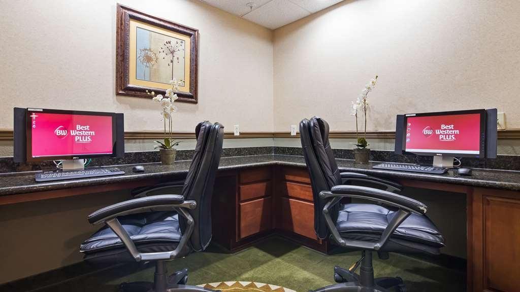 Best Western Plus Montezuma Inn & Suites - centro de negocios-característica