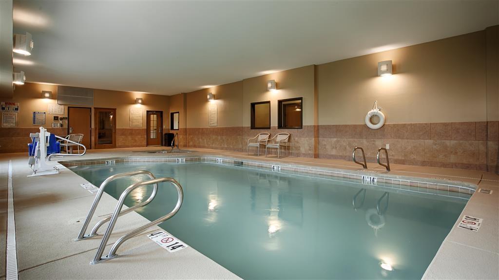 Best Western Plus Montezuma Inn & Suites - psicine couverte