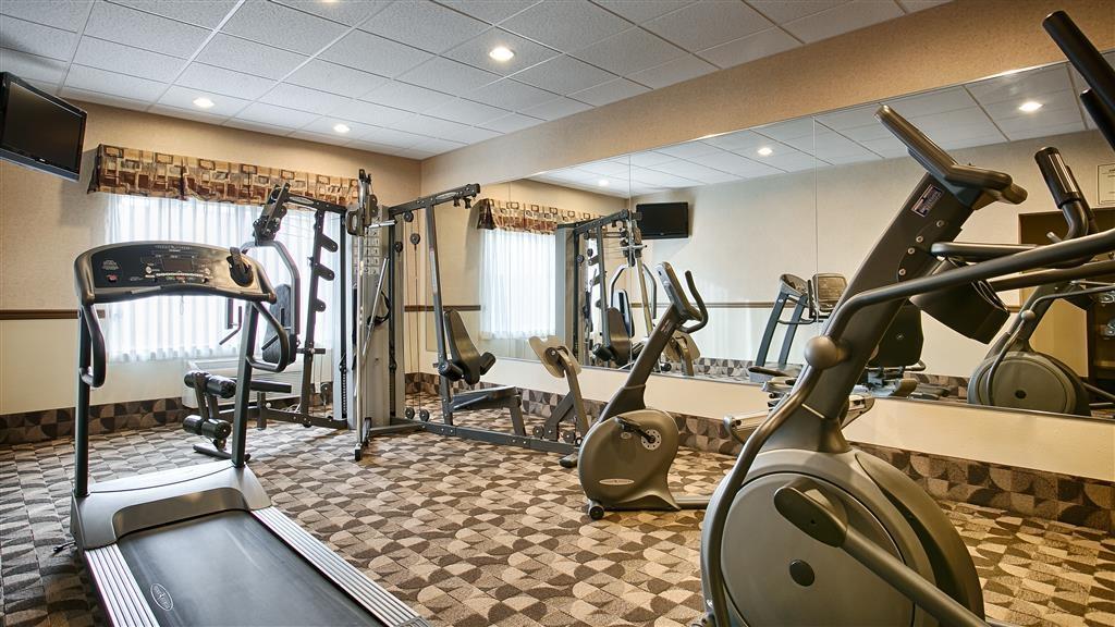 Best Western Plus Montezuma Inn & Suites - Centre de fitness