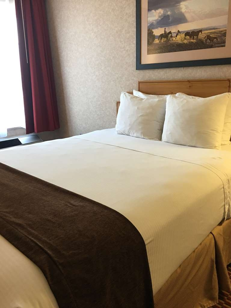 Best Western Moriarty Heritage Inn - Queen Guest Room