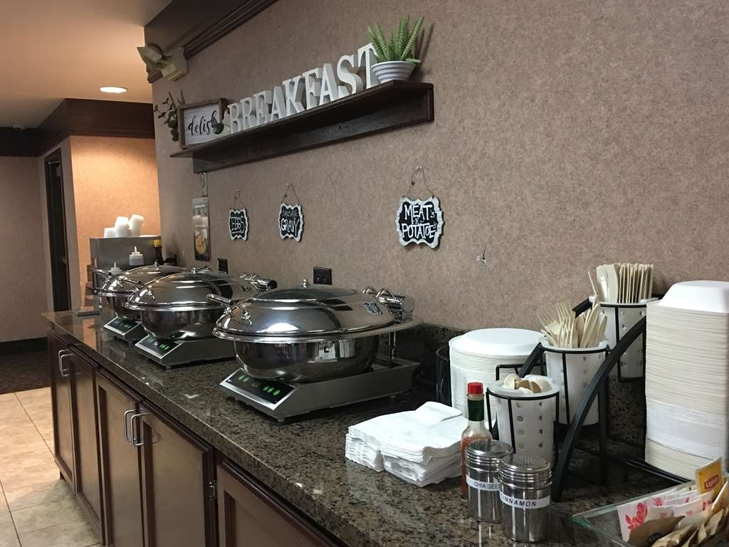 Best Western Moriarty Heritage Inn - Breakfast Bar