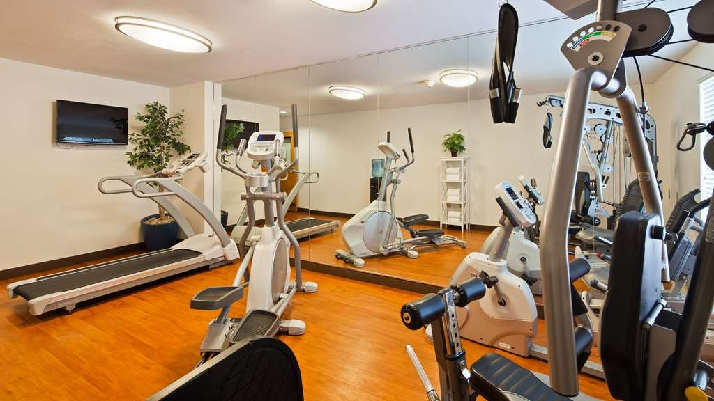 Best Western Moriarty Heritage Inn - Fitness Rm