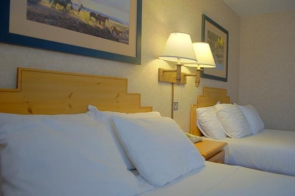 Best Western Moriarty Heritage Inn - Double Bed Suite