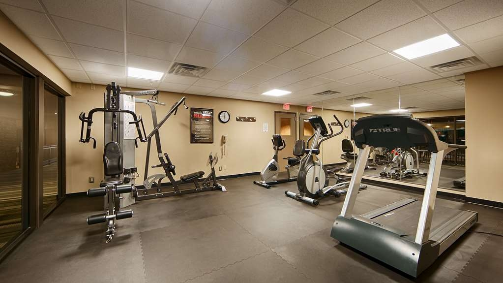 Best Western Plus Raton Hotel - Fitness Center