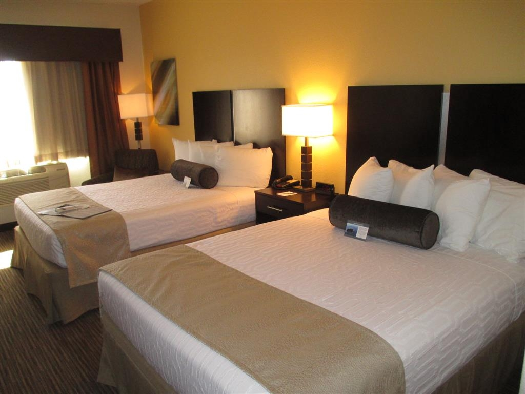 Best Western Plus The Four Corners Inn - Zimmer mit Queensize-Doppelbett