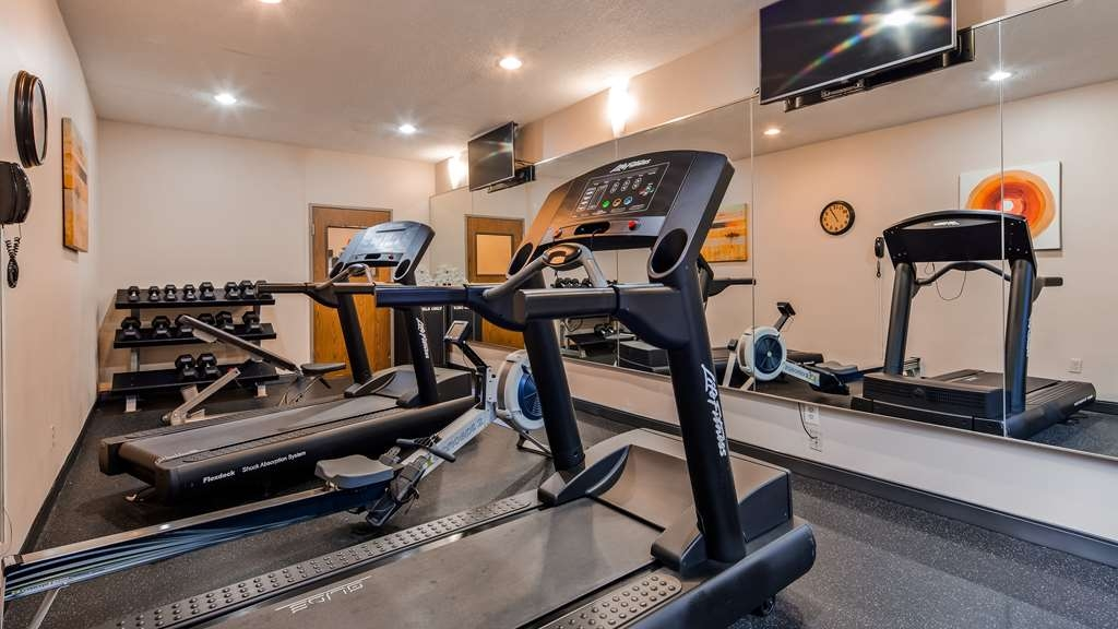 Best Western Plus The Four Corners Inn - Fitnessstudio