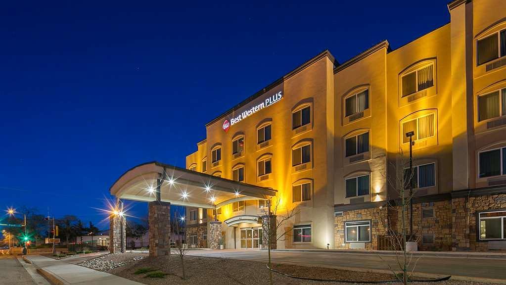 Best Western Plus Gallup Inn & Suites - Vue extérieure