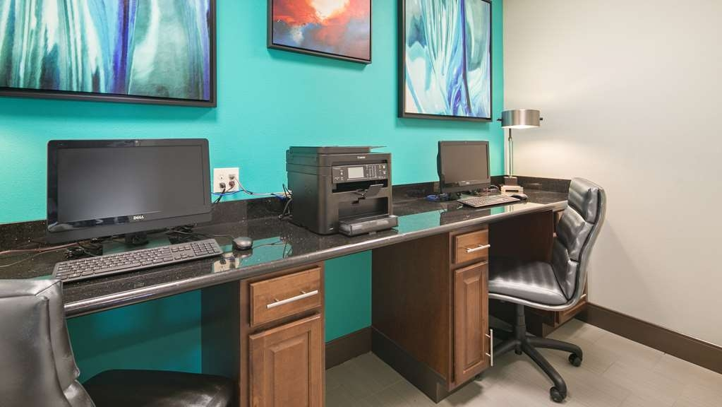 Best Western Plus Gallup Inn & Suites - Enjoy our Business Center for what ever your business needs