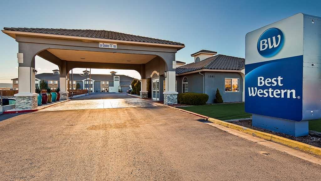 Best Western Grants Inn - Area esterna