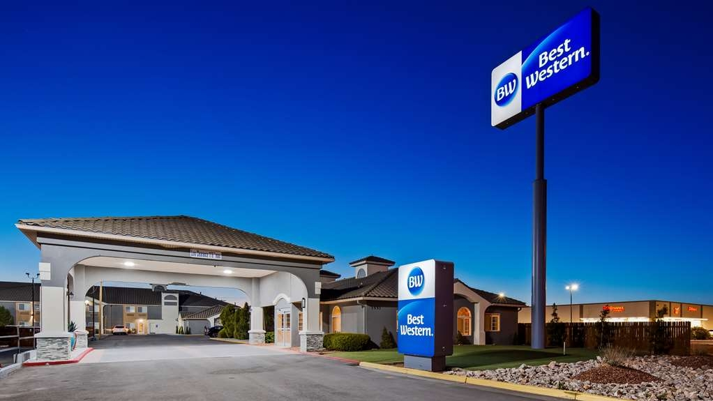 Best Western Grants Inn - Vista Exterior