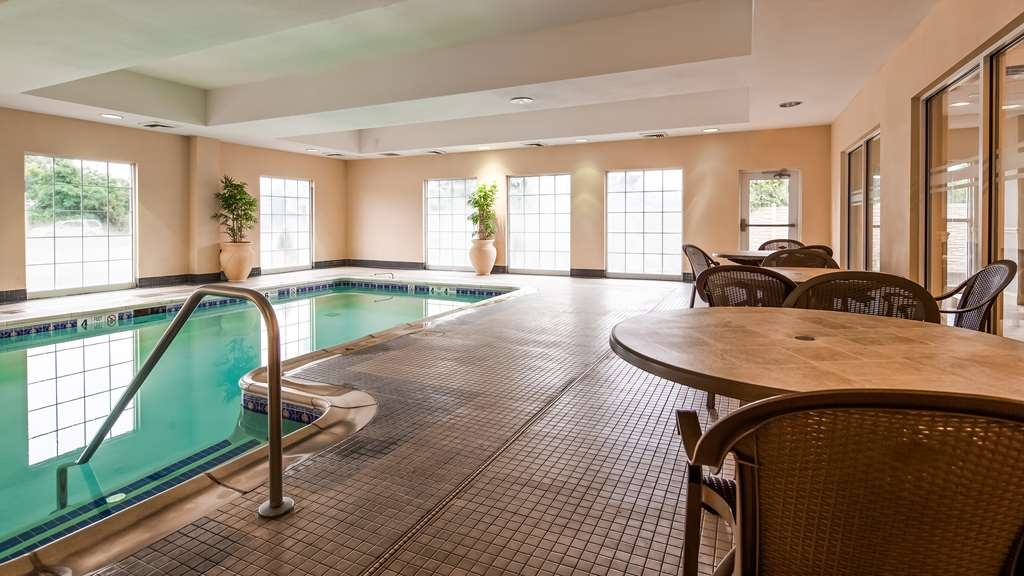 Best Western Bar Harbour Inn - Indoor Pool