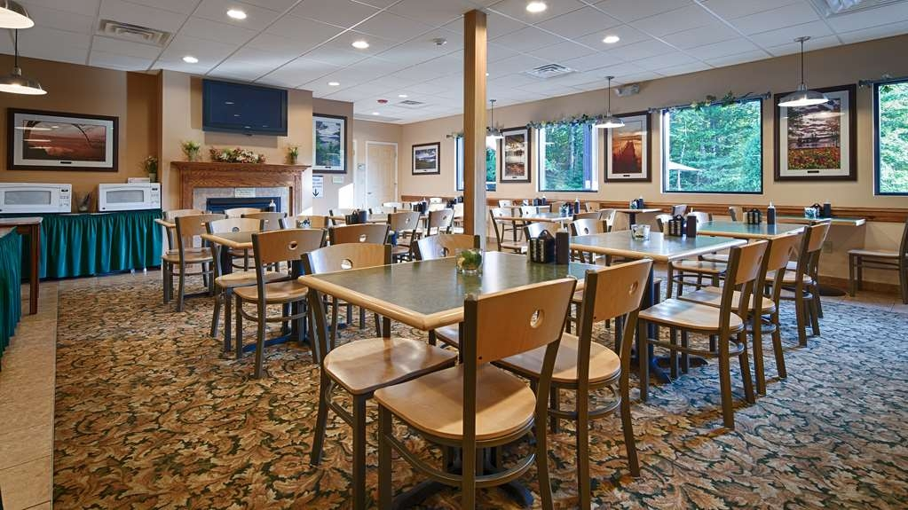 Best Western of Lake George - Desayuno Buffet