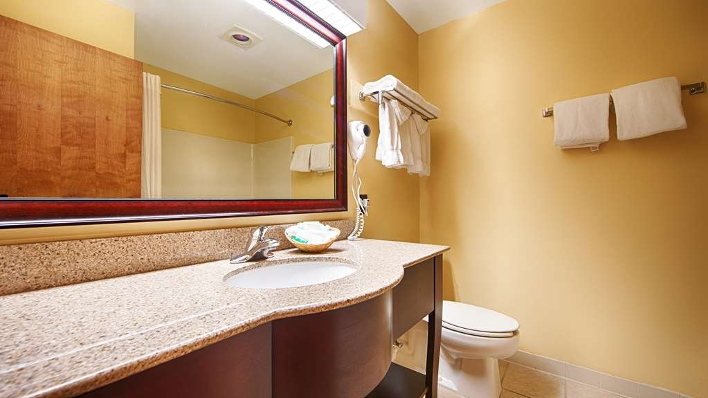 Best Western of Lake George - Baño
