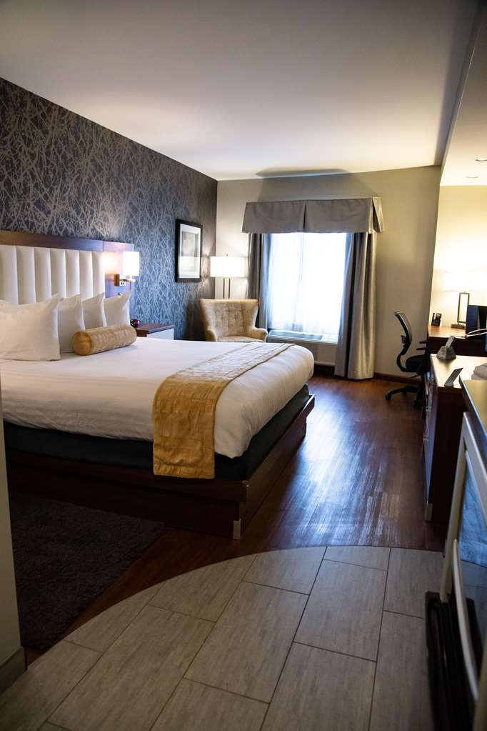 Best Western On The Avenue - Camere / sistemazione