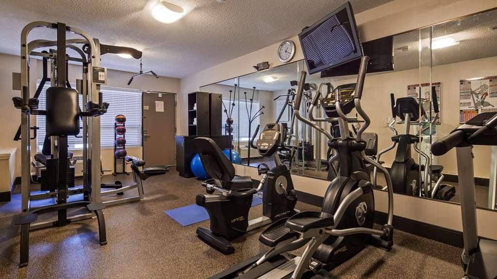 Best Western Gateway Adirondack Inn - Fitnessstudio