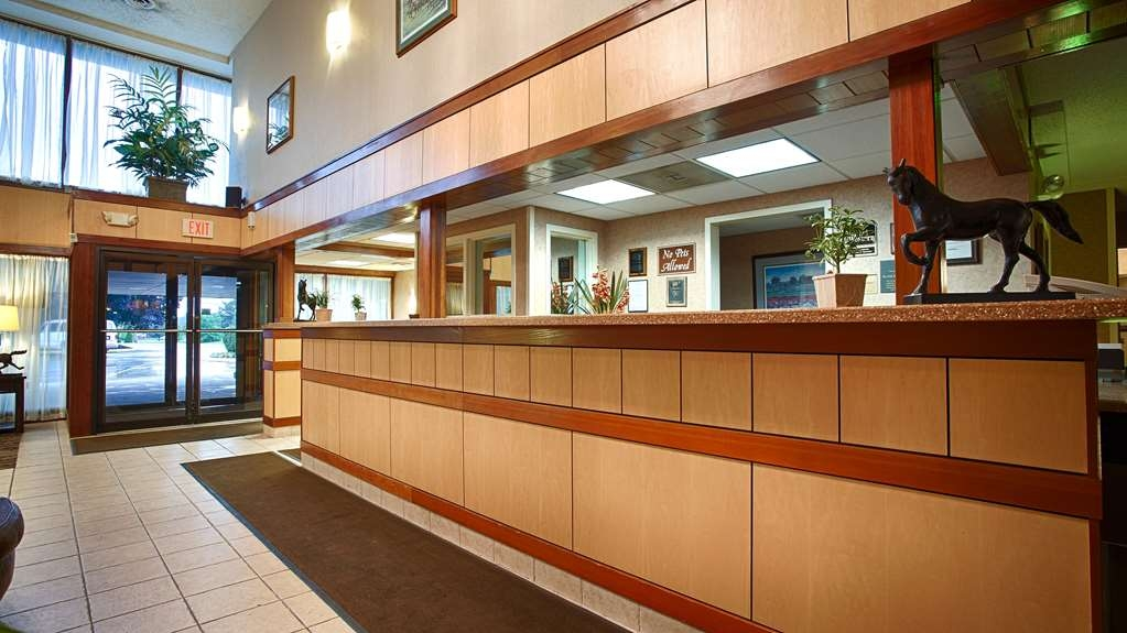 Best Western Clifton Park - empfang
