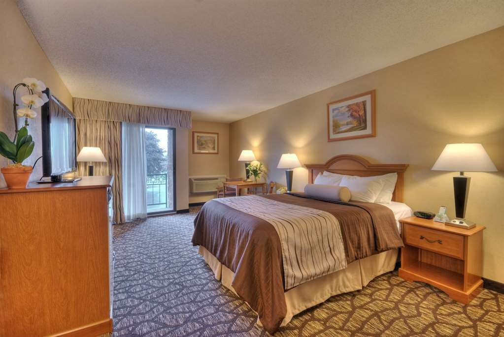 Best Western Clifton Park - Camere / sistemazione