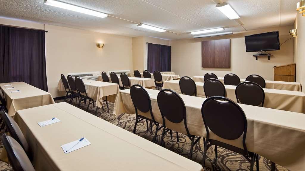 Best Western Clifton Park - Sala de reuniones