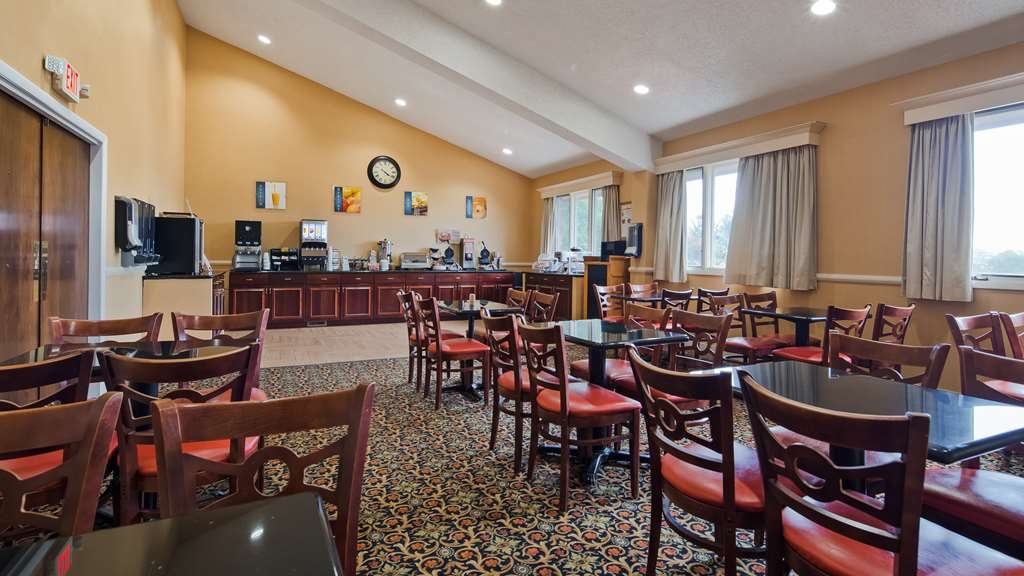 Best Western University Inn - Restaurante/Comedor