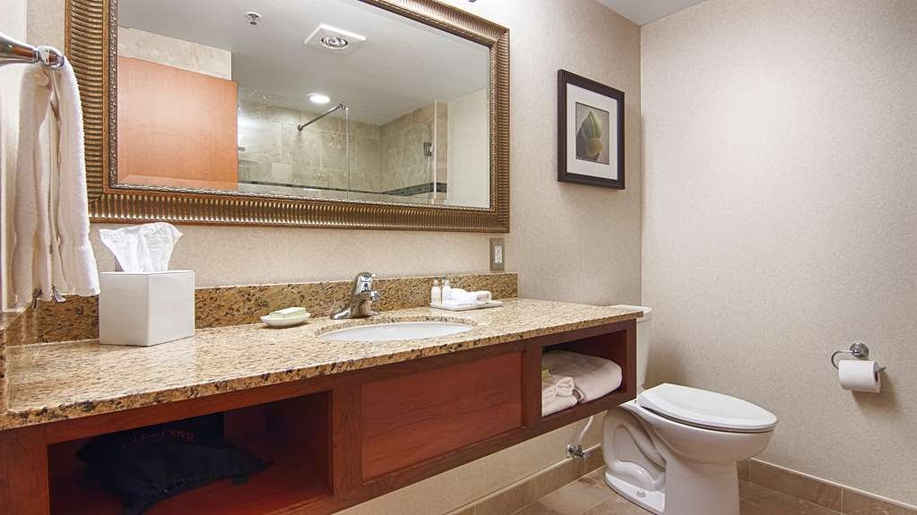 Best Western Plus Oswego Hotel and Conference Center - Pamper yourself in our fully stocked guest bathrooms.