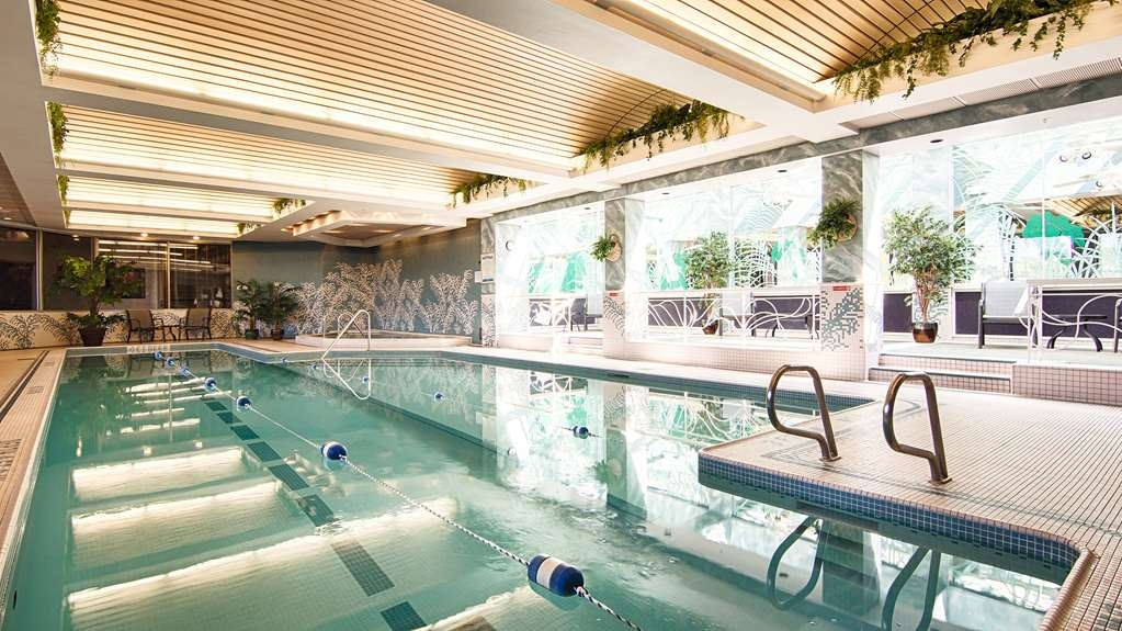 Best Western Plus Oswego Hotel and Conference Center - Have some family fun at our indoor pool that is open year-round.