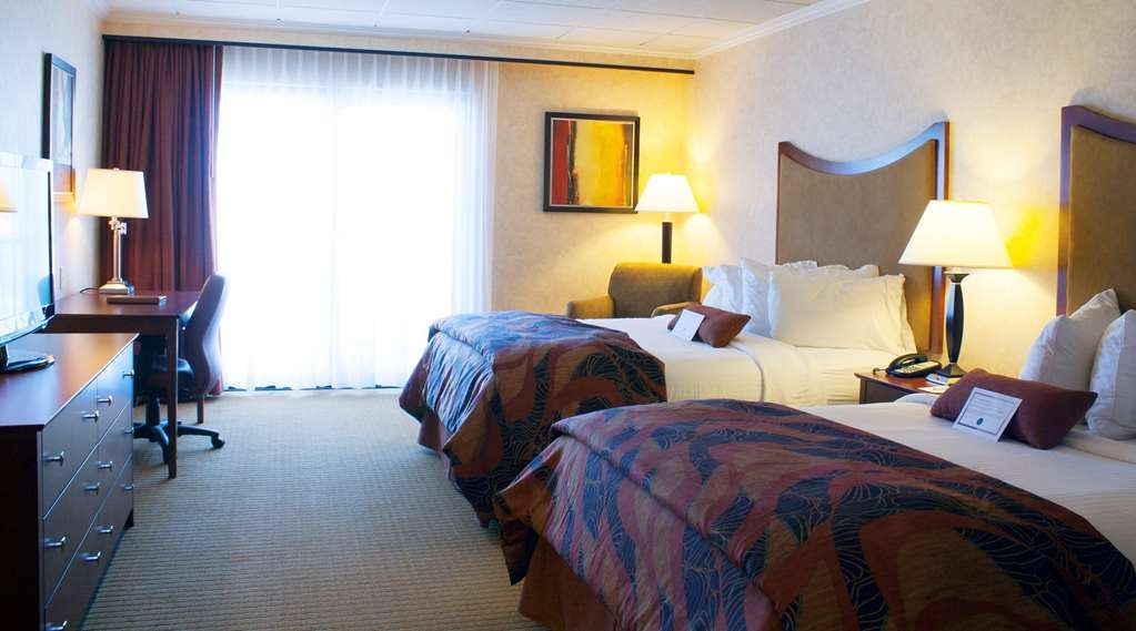 Best Western Plus Oswego Hotel and Conference Center - Standard Room with Two Queen Beds