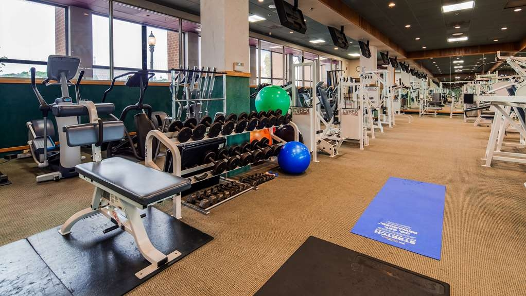 Best Western Plus Oswego Hotel and Conference Center - Fitness Center