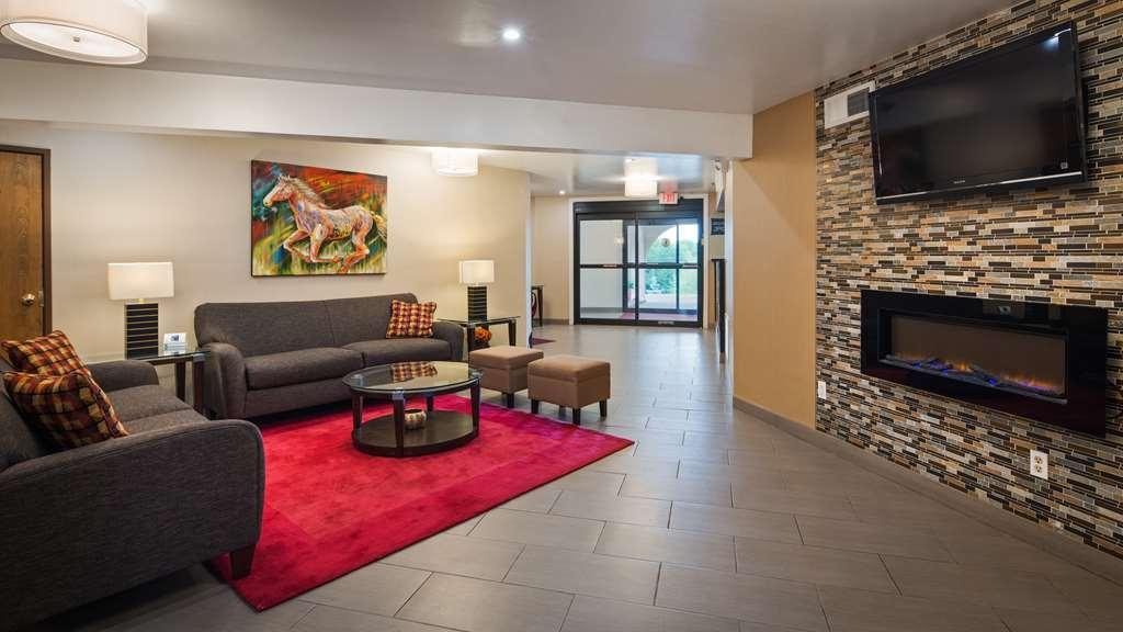 Best Western Monticello - Lobby