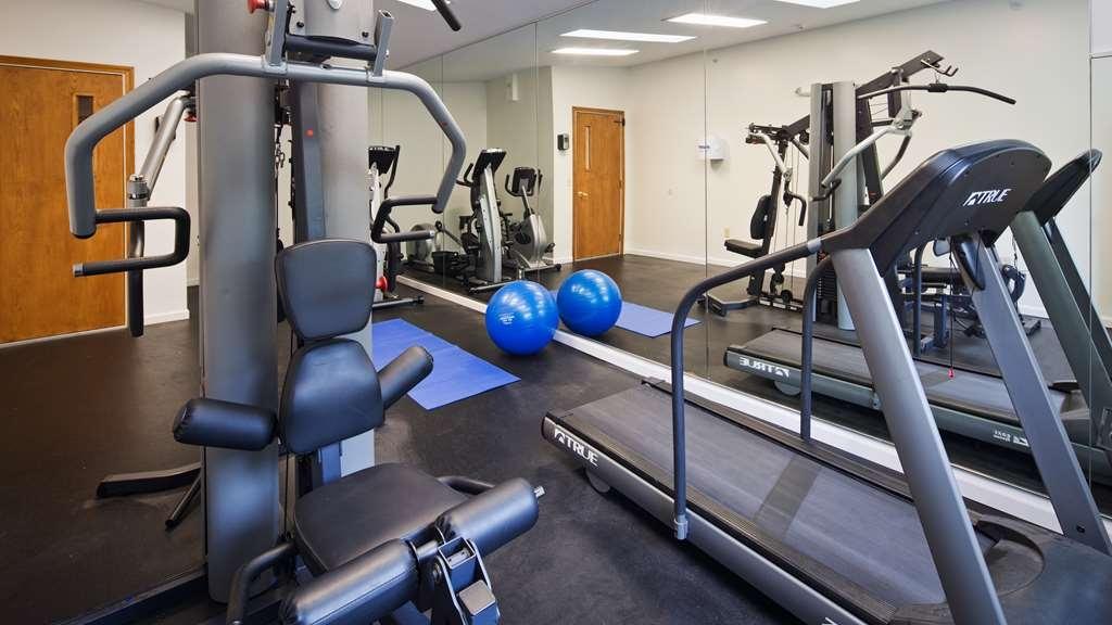 Best Western Monticello - Fitness Center
