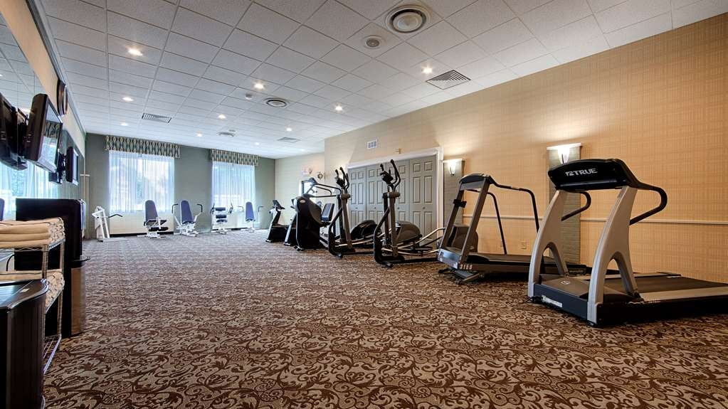Best Western Summit Inn - Keep Fit and active after sampling the amazing food our area has to offer!