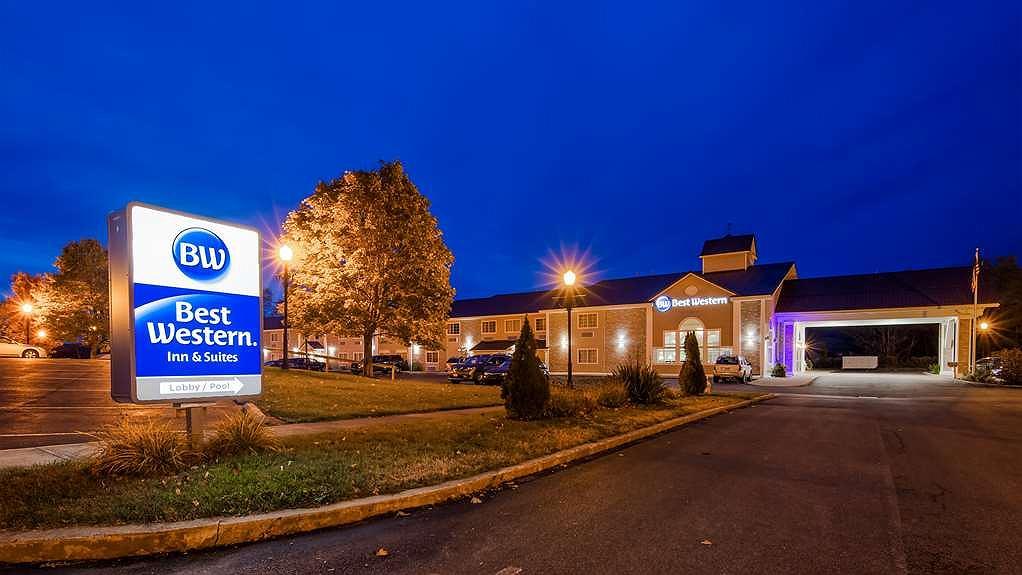 Best Western Cooperstown Inn & Suites - Aussenansicht