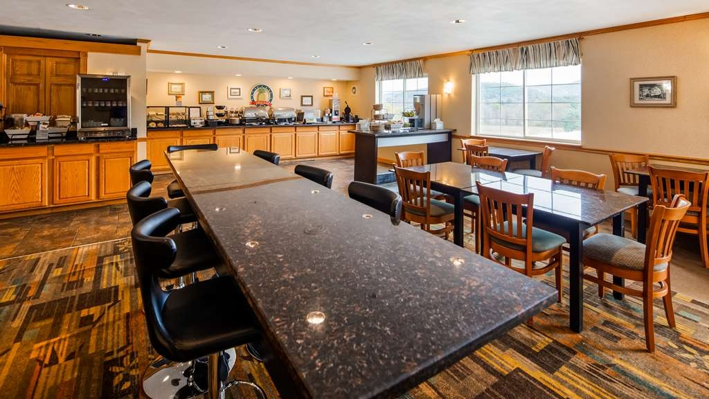 Best Western Cooperstown Inn & Suites - Restaurante/Comedor
