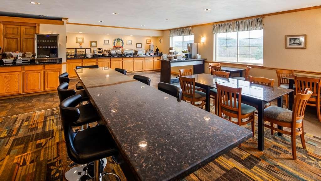 Best Western Cooperstown Inn & Suites - Restaurant / Etablissement gastronomique