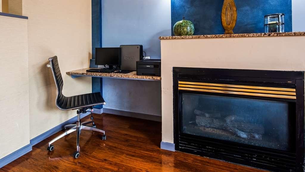 Best Western Cooperstown Inn & Suites - centro de negocios-característica