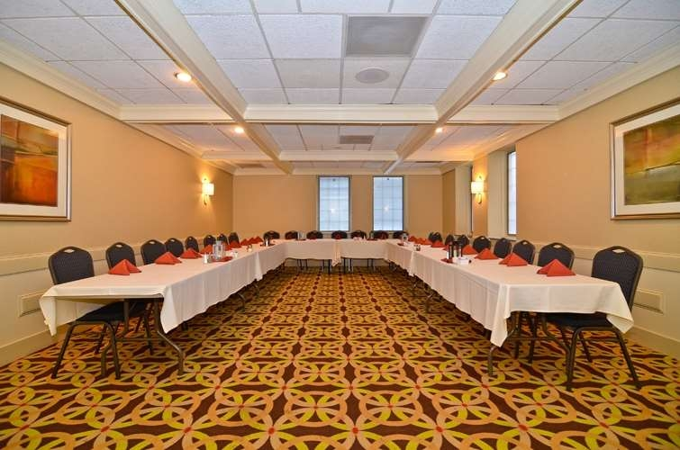 Best Western Watertown Fort Drum - Sala de reuniones