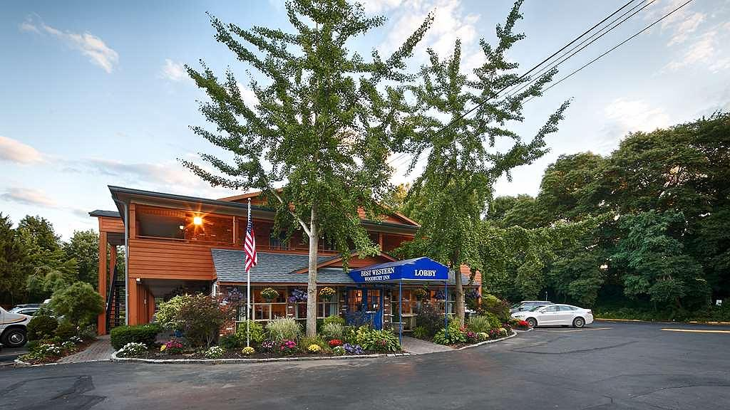 Best Western Woodbury Inn - Vue extérieure