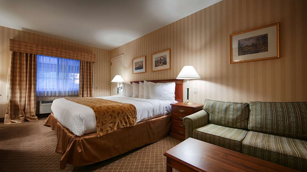 Best Western Woodbury Inn - Chambres / Logements