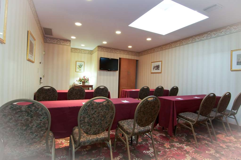Best Western Woodbury Inn - Besprechungszimmer