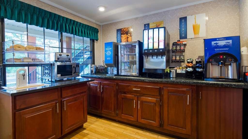 Best Western Woodbury Inn - Restaurant / Gastronomie