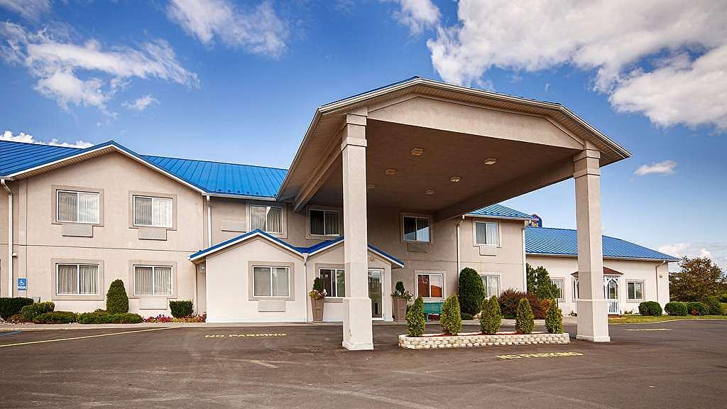 Best Western New Baltimore Inn - Vista exterior