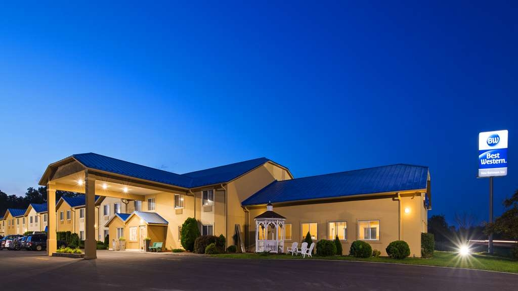 Best Western New Baltimore Inn - Vista Exterior