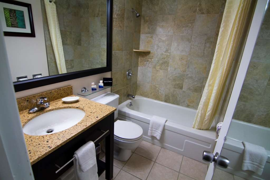 Best Western Plus Plattsburgh - Beautiful newly renovated rooms and bathrooms await you.