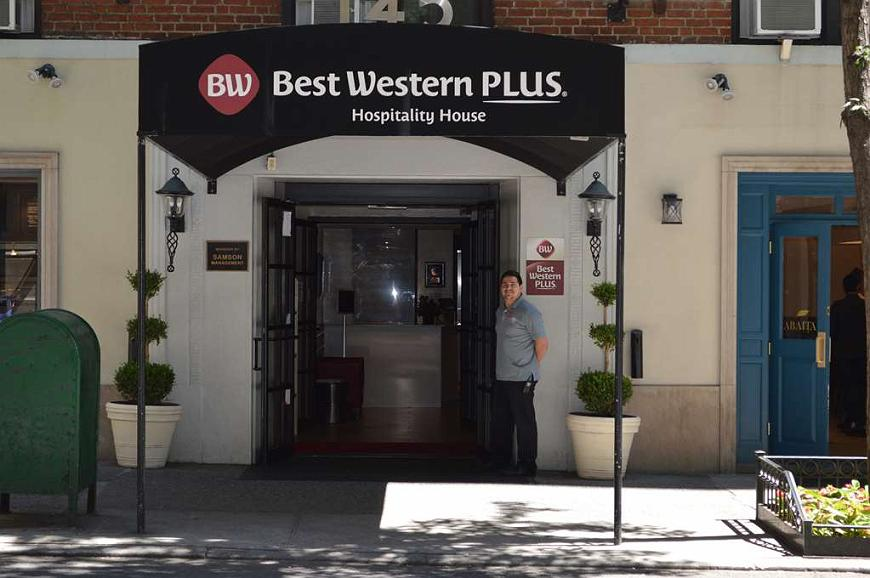 Hotel in New York | Best Western Plus Hospitality House