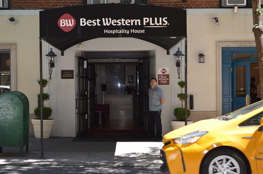 Hotel Best Western Plus Hospitality House, New York City