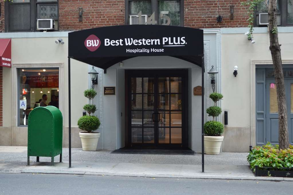 Best Western Plus Hospitality House - Vista Exterior